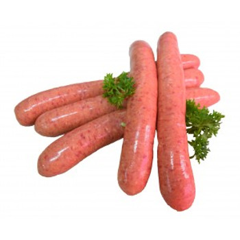Thin Rosemary & Mint Sausages 3kg