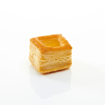 Pidy Mini Sqaure Vol-Au-Vents 3cm