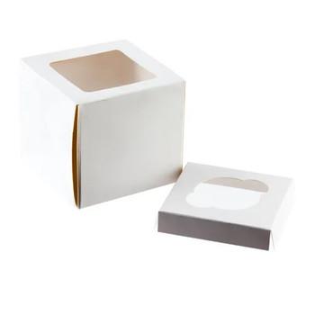 Cupcake Box 1 Hole