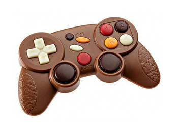 Weibler Milk Chocolate Game Controller 70g