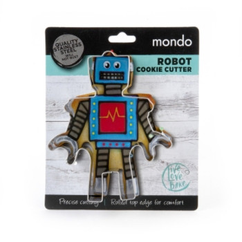 Mondo Robot Cookie Cutter