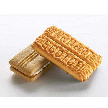 Arnotts Biscuits Portions #101 Shortbread Cream & Scotch Finger 150 Pack