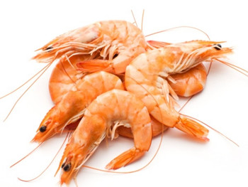 Whole Cooked Vannemei Prawns XXL 16/20