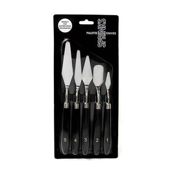 Sprinks Palette Knife Set of 5