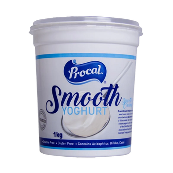 Procal Smooth Yoghurt 1kg