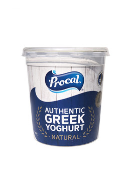 Procal Authentic Greek Yoghurt 900g