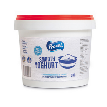 Procal Smooth Yoghurt  Bulk 5kg