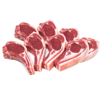 Lamb Cutlets Cap On