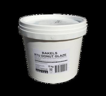 Bakels Donut Glaze 15kg Pail
