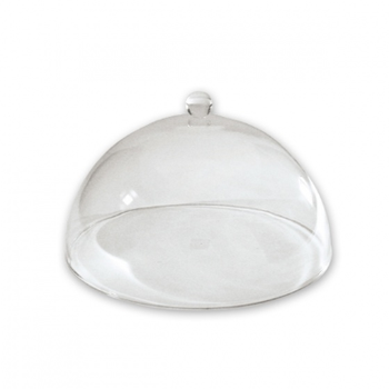 Dome Style Acrylic Cake Cover 30cm