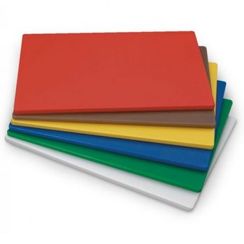 Colour Coded Cutting Board Set 6 Pieces