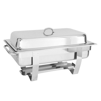 Full Size Stainless Steel Chafer