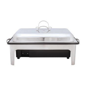 Full Size Electric Stainless Steel Chafer