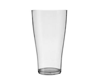 Crown Conical Polycarbonate Schooner Beer Glass 425ml