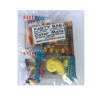 Mixed Lolly Party Bag Assortment