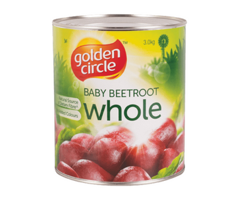 Golden Circle Whole Baby Beetroot 3kg