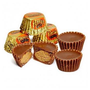 Reese's Miniature Chocolate & Peanut Butter Cups