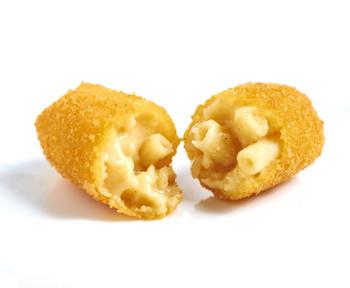 Mac N Cheese Croquettes Close Up