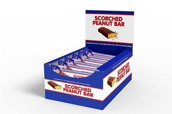 Scorched Peanut Bar CDU 30 x 45g