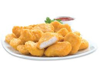 Steggles Tempura Chicken Breast Nuggets