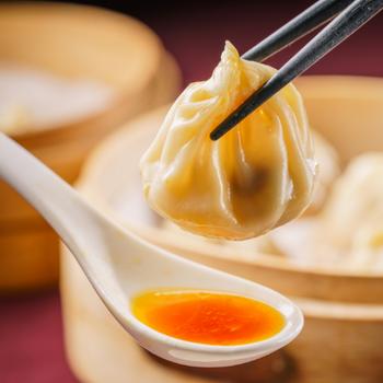Pork Dumpling Xiao Long Bao