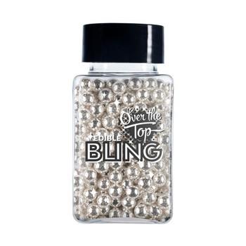 Edible Silver Pearls 70g