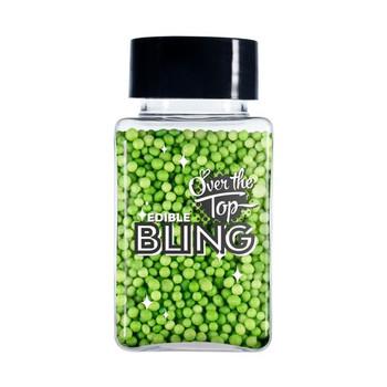 Edible Sprinkles Green 60g