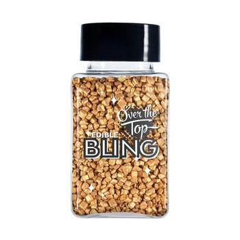 Edible Gold Pearl Sanding Sugar 80g