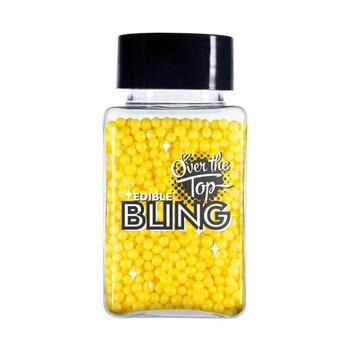 Edible Sprinkles Yellow 60g