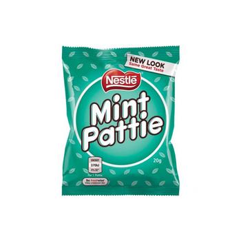 Nestlé Mint Pattie 20g