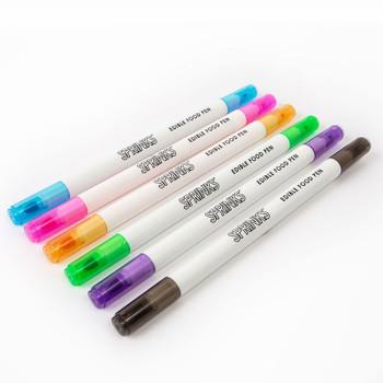 Edible Pastel Food Pen 6pk