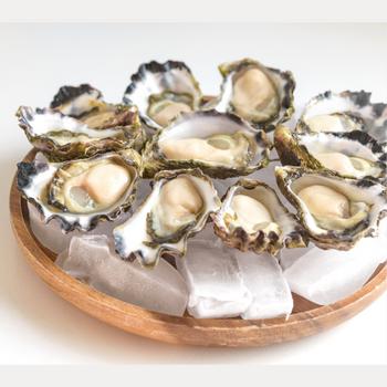Fresh Sydney Rock Oysters