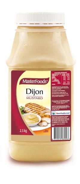Dijon Mustard 2.5kg