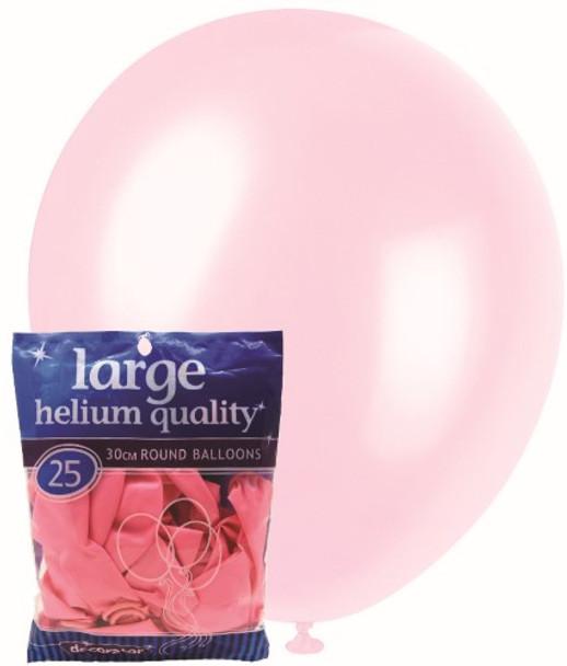 Balloons Decorator 25 Pkt- Baby Pink