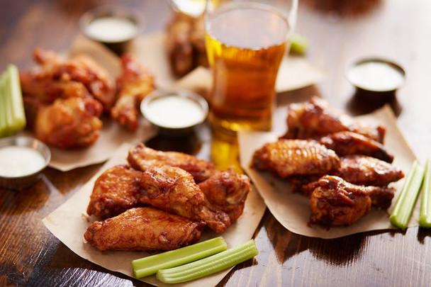 Steggles Buffalo Chicken Wings