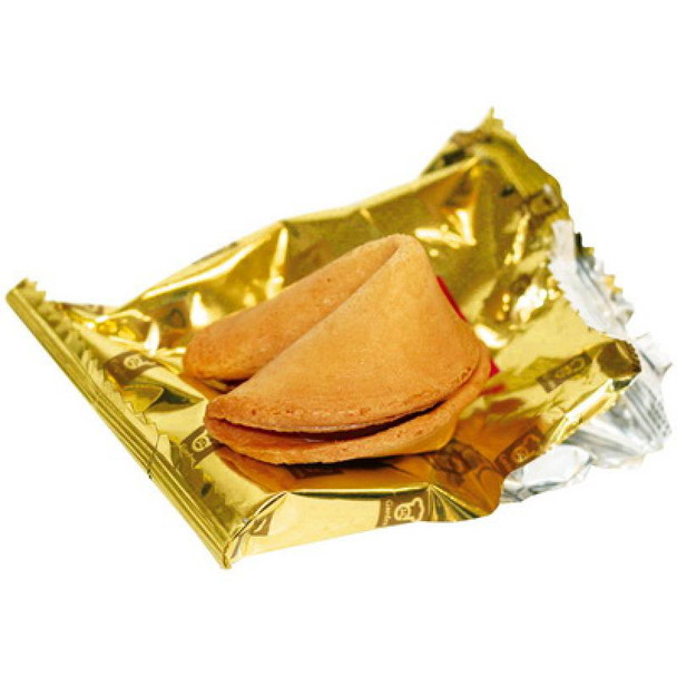 Fortune Cookies Individually Wrapped