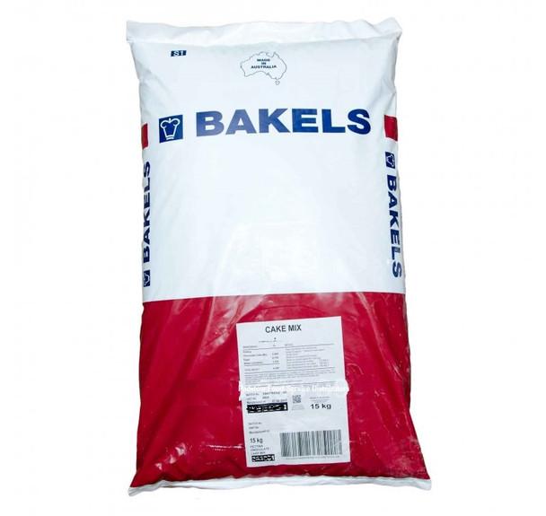 CAKE MIX BUTTERCAKE 15KG - BAKELS