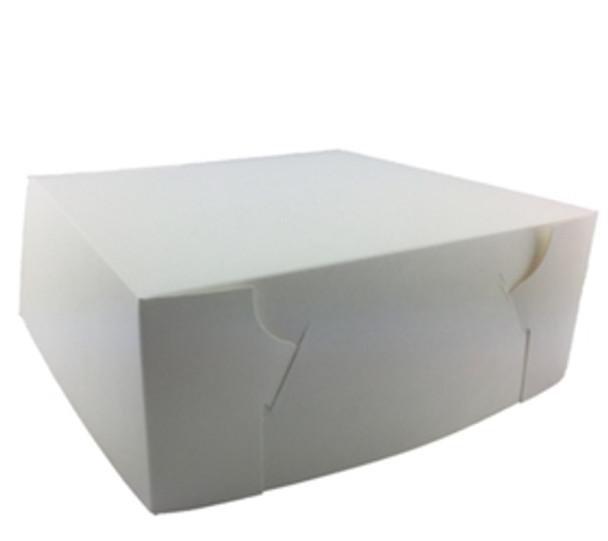 AKE BOX 10 inch SQUARE x 4 inch HIGH