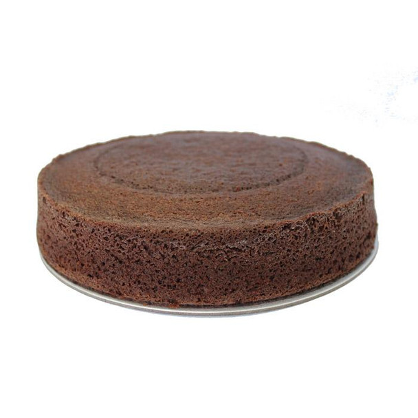 NAKED ROUND CHOCOLATE CAKE 9 inch