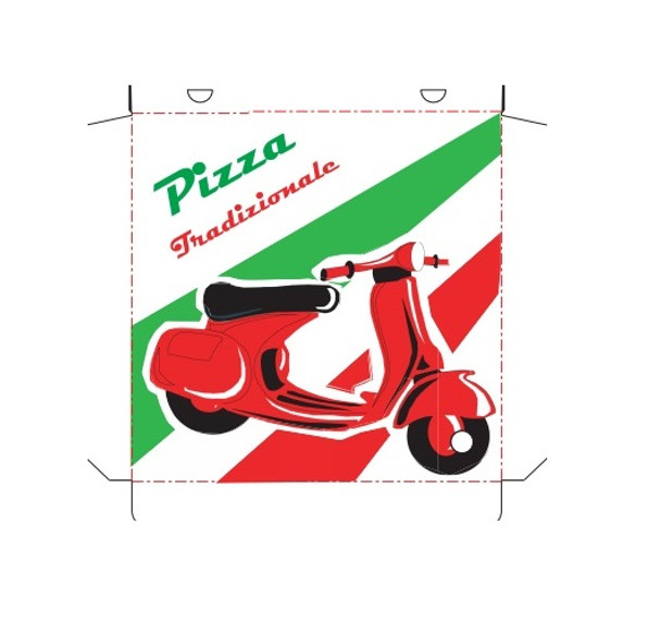 PIZZA BOXES 11 inch