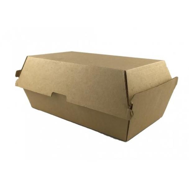 Kraft Takeaway Snack Boxes Regular Size 50 Pack