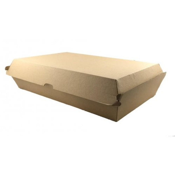 Kraft Takeaway Boxes Family Sized - 50 Pack