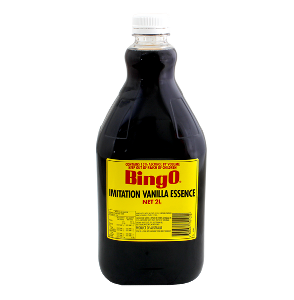 Bingo Imitation Vanilla Essence 2 litre