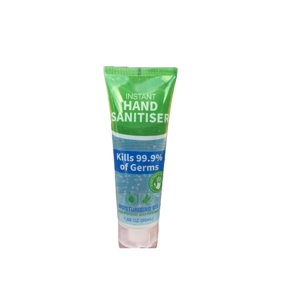 Instant Hand Sanitiser 50ml Tube