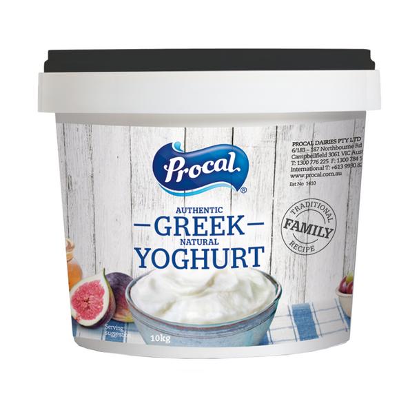 Procal Authentic Greek Yoghurt 10kg