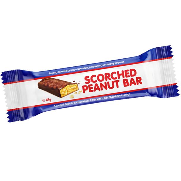 Scorched Peanut Bar 45g