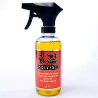 C22 Citrus Solvent 12oz