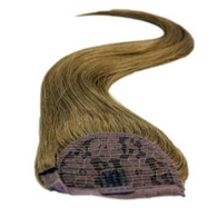 Cindy Human Hair Ponytail by Marquesa, Straight Line #6/8