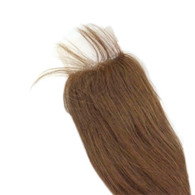 "Maggie Premium Virgin Remy Swiss Lace Closure by Marquesa, Straight, , 4x5"", #3, 18"""