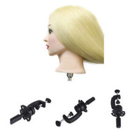Mannequin Head Adjustable Table Stand